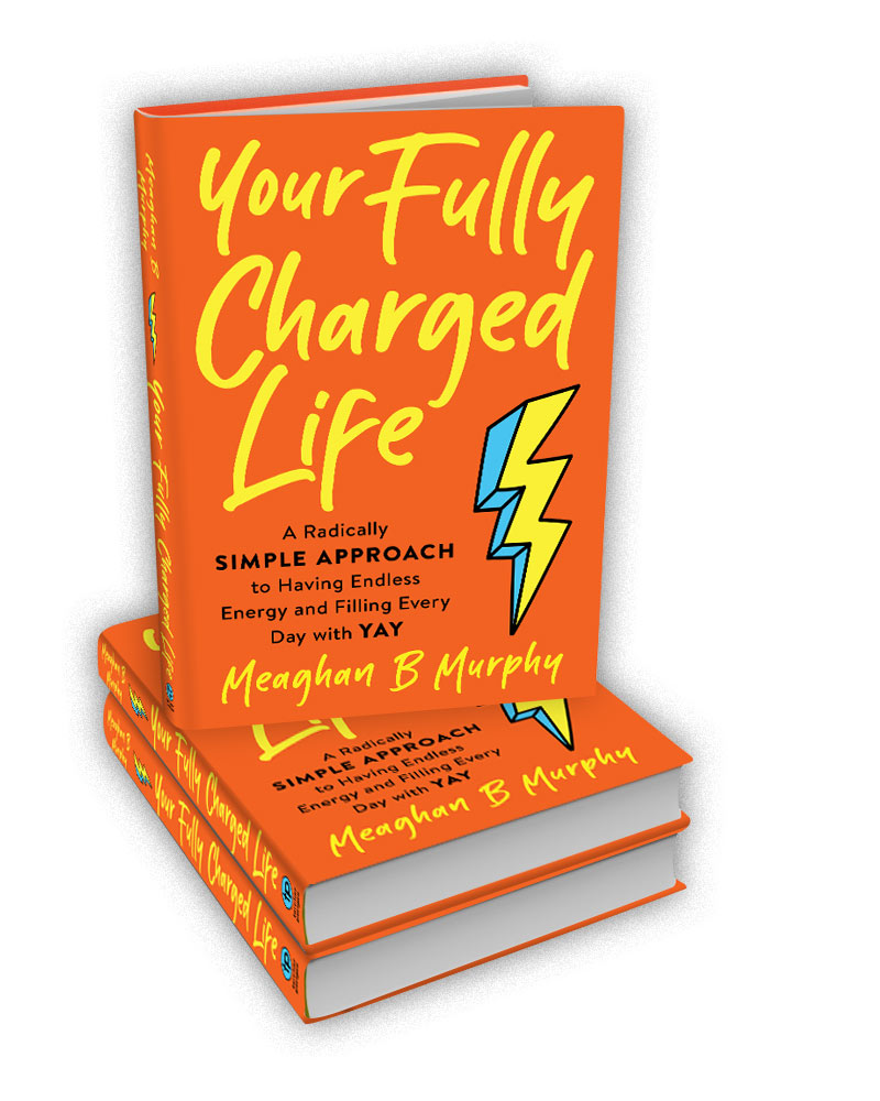 Your Fully Charged Life by Meaghan B Murphy